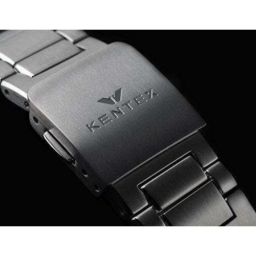 KENTEX CRAFTSMAN PRESTIGE MECHANICAL AUTOMATIC SILVER MEN WATCH S526X-08