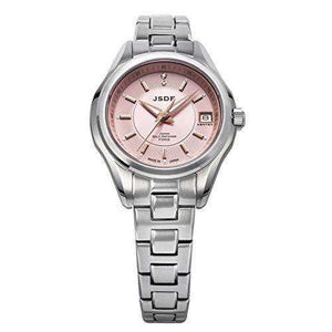 KENTEX JSDF SILVER WOMEN WATCH S789L-04