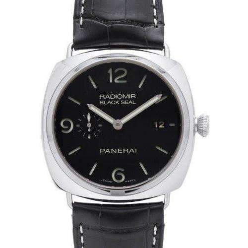 PANERAI RADIOMIR BLACK SEAL 3 DAYS AUTOMATIC ACCIAIO-45MM MEN WATCH PAM00388