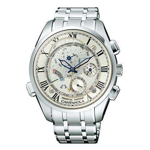 CAMPANOLA COMPLICATION PERPETUAL CALENDAR MEN WATCH CTR57-0981