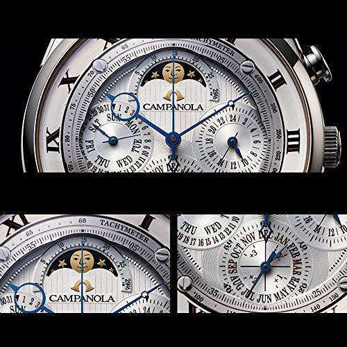 CAMPANOLA GRAND COMPLICATION MEN WATCH AH4080-52A