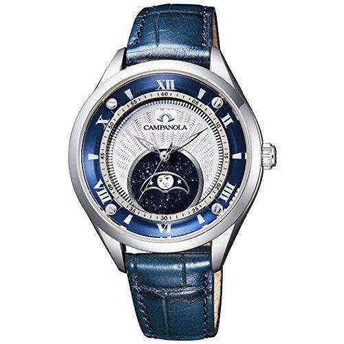 CAMPANOLA MOONPHASE AKIHO MEN WATCH EZ2000-06B