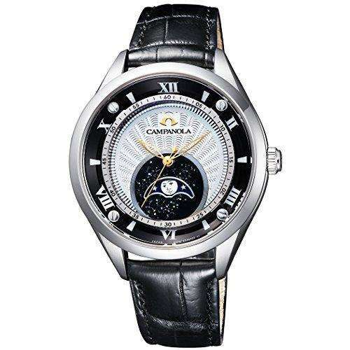 CAMPANOLA MOONPHASE YUZURU MEN WATCH EZ2000-06A