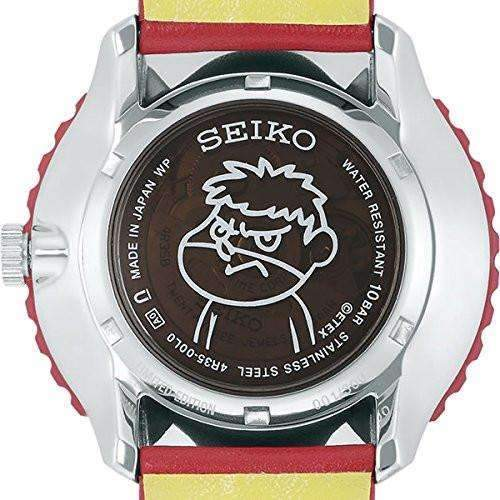 SEIKO SPIRIT MECHANICAL HAND WINDING MEN WATCH (1,000 limited ) SCVE015 - ROOK JAPAN