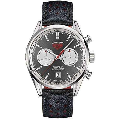 TAG HEUER CARRERA AUTOMATIC CHRONOGRAPH MEN WATCH CV5110.FC6310 - ROOK JAPAN
