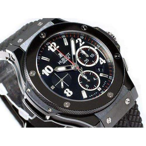 HUBLOT BIG BANG BLACK MAGIC 44 MM MEN WATCH 301.CX.130.RX - ROOK JAPAN