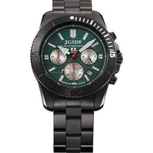 KENTEX JSDF AIR PROFESSIONAL MODEL BLACK MEN WATCH S690M-01