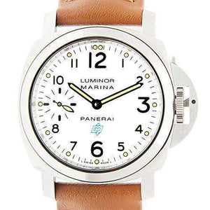 PANERAI LUMINOR MARINA LOGO ACCIAIO 44MM MEN WATCH PAM00660 - ROOK JAPAN