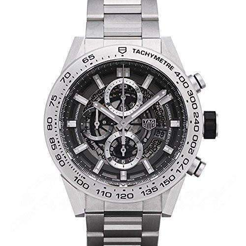 TAG HEUER CARRERA CHRONOGRAPH MEN WATCH CAR2A8A.BF0707 - ROOK JAPAN
