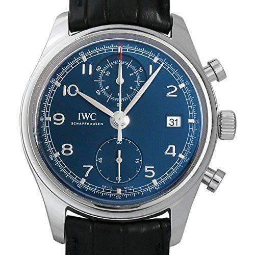 IWC PORTUGIESER CHRONOGRAPH CLASSIC EDITION MEN WATCH  IW390406 - ROOK JAPAN