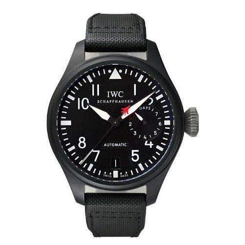 IWC PILOT'S TOP GUN BLACK MEN WATCH IW501901 - ROOK JAPAN