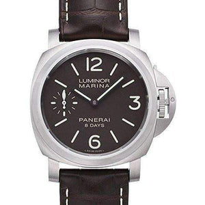 PANERAI LUMINOR MARINA 8 DAYS TITANIO - 44MM MEN WATCH  PAM00564 - ROOK JAPAN