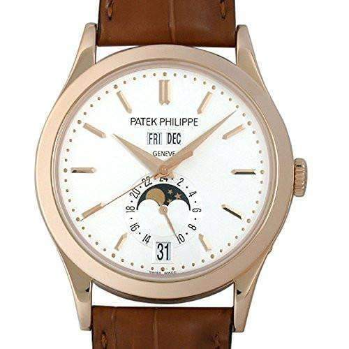 PATEK PHILIPPE ANNUAL ROSE GOLD MEN WATCH 5396R-011 - ROOK JAPAN