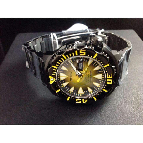 SEIKO MONSTER 10TH ANNIVERSARY THE MOON MEN WATCH (1,313 Limited) SRP457K1