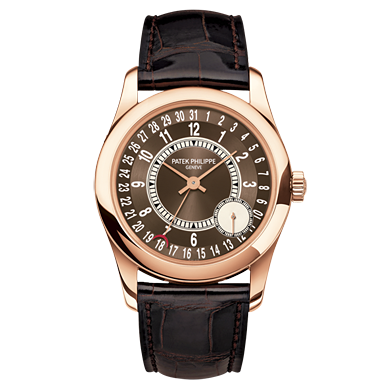 PATEK PHILIPPE CALATRAVA PINK GOLD MEN WATCH  6000R-001 - ROOK JAPAN