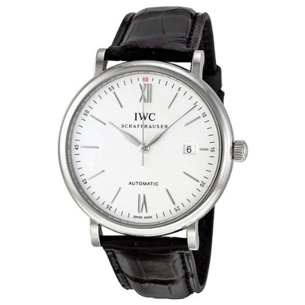 IWC PORTOFINO AUTOMATIC WHITE MEN WATCH  IW356501 - ROOK JAPAN