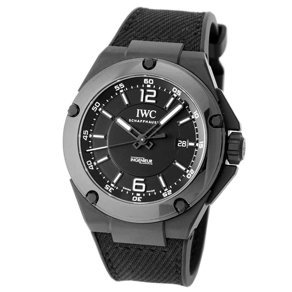IWC INGENIEUR AUTOMATIC AMG BLACK SERIES CERAMIC MEN WATCH IW322503 - ROOK JAPAN