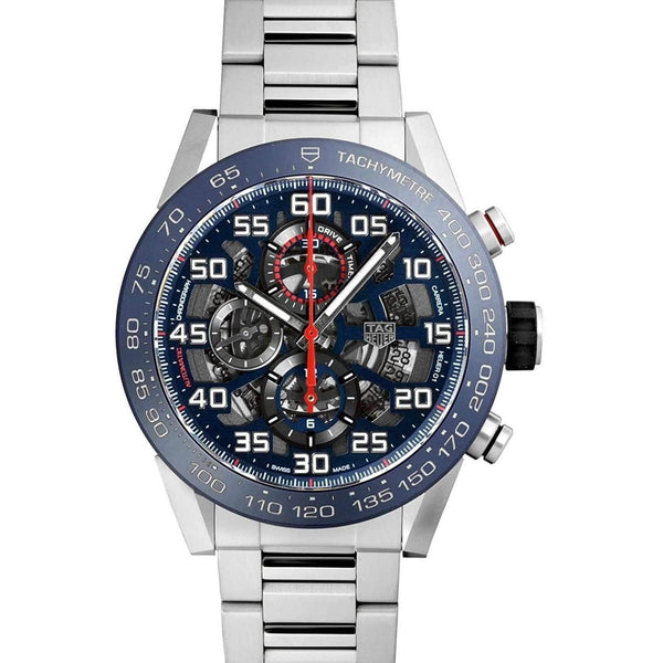 TAG HEUER CARRERA AUTOMATIC CHRONOGRAPH RED BULL RACING SPECIAL EDITION MEN WATCH CAR2A1K.BA0703 - ROOK JAPAN