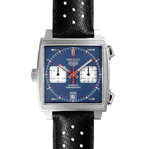TAG HEUER CALIBER 11 BLUE CHRONOGRAPH MEN WATCH CAW211P.FC6356 - ROOK JAPAN