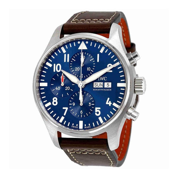 IWC PILOT'S CHRONOGRAPH EDITION LE PETIT PRINCE MEN WATCH IW377714 - ROOK JAPAN