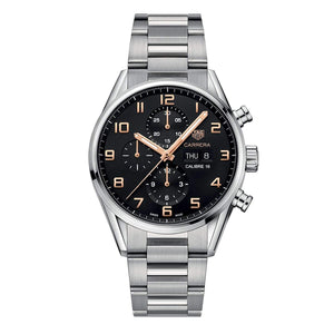 TAG HEUER CARRERA AUTOMATIC CHRONOGRAPH MEN WATCH CV2A1AB.BA0738 - ROOK JAPAN