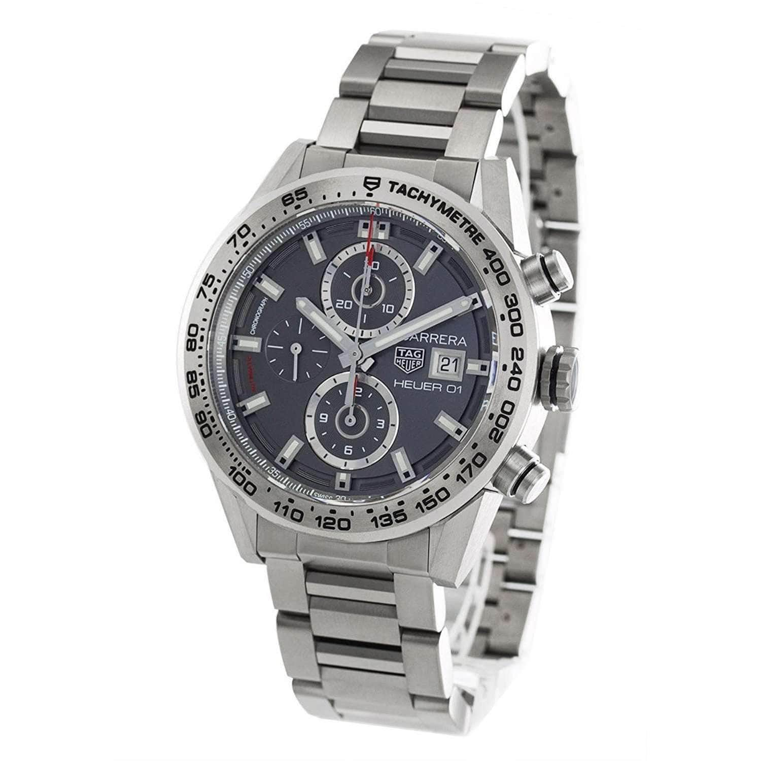 chrono ref steel caliber stainless heuer carrera tag chronograph automatic ss calibre watch sku wristwatch watches