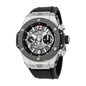HUBLOT BIG BANG SPIRIT OF TITANIUM 45 MM MEN WATCH 601.NX.0173.LR - ROOK JAPAN