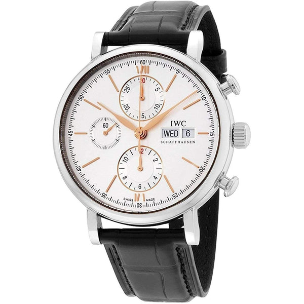 IWC PORTOFINO CHRONOGRAPH MEN WATCH IW391022 - ROOK JAPAN