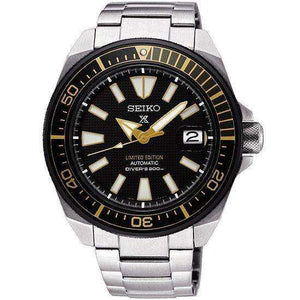 SEIKO PROSPEX ZIMBE NO.6 SAMURAI MEN WATCH (1500 Limited) SRPC43K