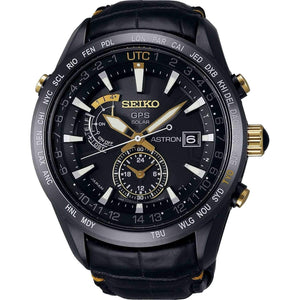 SEIKO ASTRON SOLAR GPS TITANIUM WATCH (5,000 Limited) SBXA100 - ROOK JAPAN