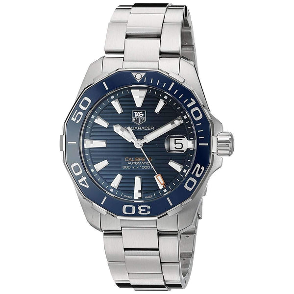 TAG HEUER AQUARACER ANALOG AUTOMATIC MEN WATCH WAY211C.BA0928