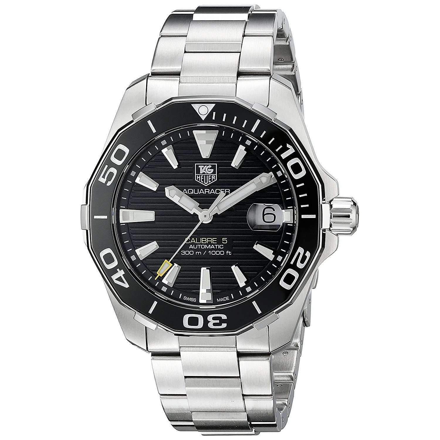 TAG HEUER AQUARACER ANALOG AUTOMATIC MEN WATCH WAY211A.BA0928 - ROOK JAPAN