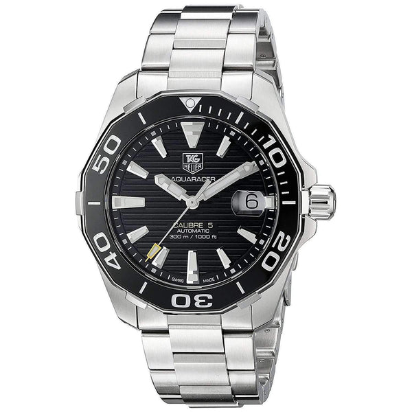 TAG HEUER AQUARACER ANALOG AUTOMATIC MEN WATCH WAY211A.BA0928