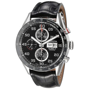 TAG HEUER CARRERA AUTOMATIC DAY-DATE MEN WATCH CV2A1R.FC6235 - ROOK JAPAN