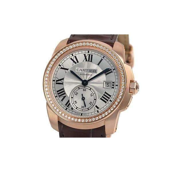 CARTIER CALIBRE DE CARTIER 38 MM DIAL MEN WATCH WF100013 - ROOK JAPAN