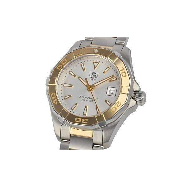 TAG HEUER AQUARACER QUARTZ TWO TONE WOMEN WATCH  WAY1455.BD0922 - ROOK JAPAN