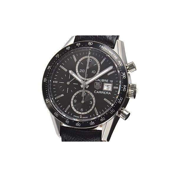 TAG HEUER CARRERA AUTOMATIC MEN WATCH CV201AJ.FC6357 - ROOK JAPAN