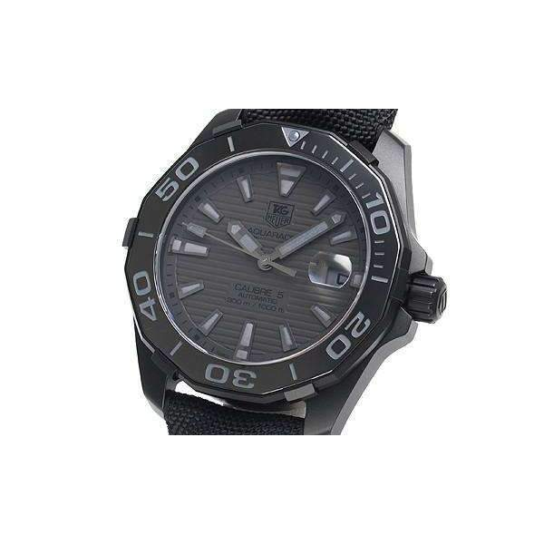 TAG HEUER AQUARACER AUTOMATIC BLACK MEN WATCH WAY218B.FC6364 - ROOK JAPAN