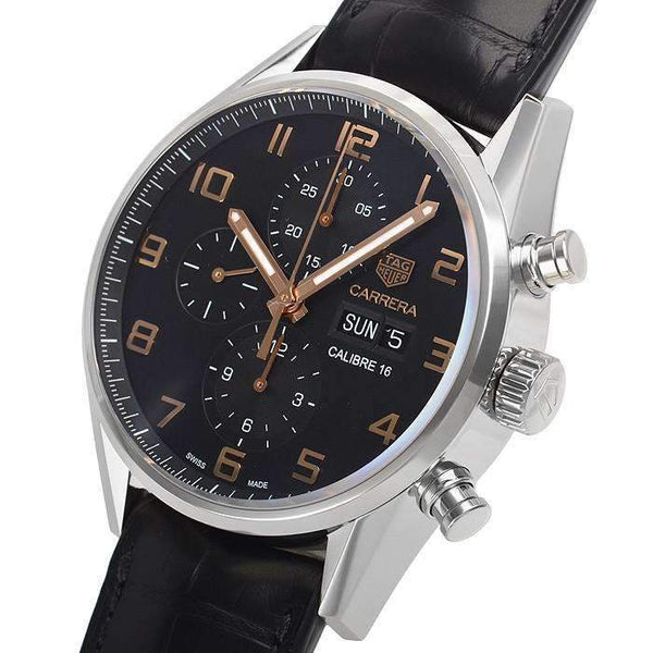 TAG HEUER CARRERA AUTOMATIC CHRONOGRAPH MEN WATCH CV2A1AB.FC6379 - ROOK JAPAN