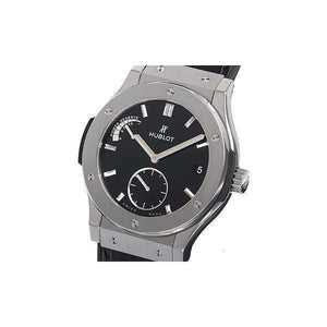 HUBLOT CLASSIC FUSION POWER RESERVE 8 DAY 45 MM MEN WATCH 516.NX.1470.LR - ROOK JAPAN