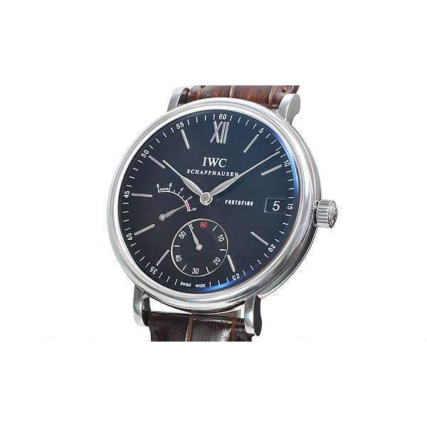 IWC PORTOFINO HAND-WOUND EIGHT DAYS MEN WATCH  IW510102 - ROOK JAPAN