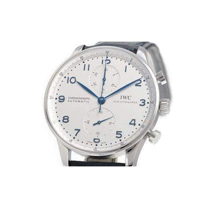 IWC PORTUGIESER CHRONOGRAPH AUTOMATIC MEN WATCH IW371446 - ROOK JAPAN