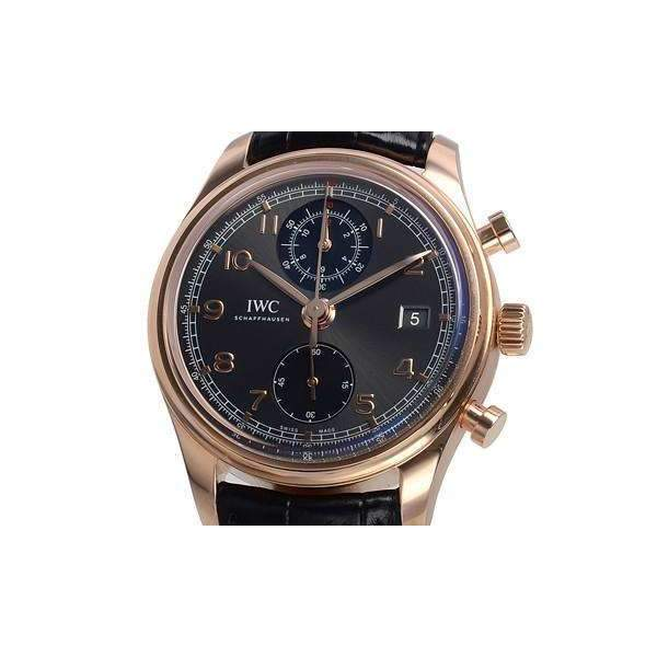 IWC PORTUGIESER CHRONOGRAPH CLASSIC MEN WATCH IW390405 - ROOK JAPAN