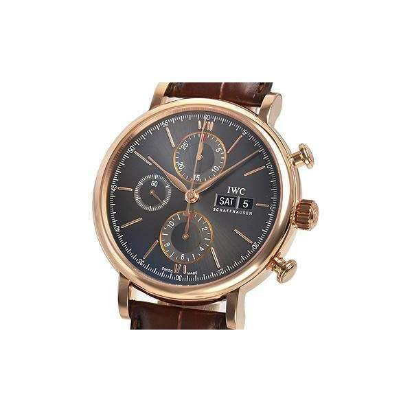 IWC PORTOFINO CHRONOGRAPH MEN WATCH  IW391021 - ROOK JAPAN