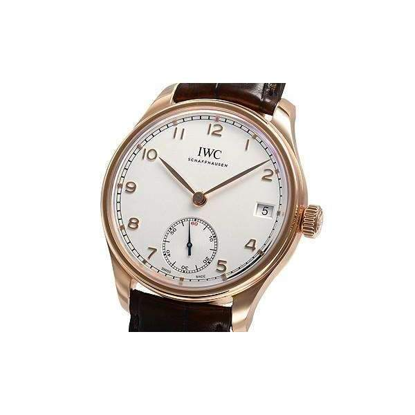 IWC PORTUGIESER HAND-WOUND EIGHT DAYS MEN WATCH   IW510204 - ROOK JAPAN