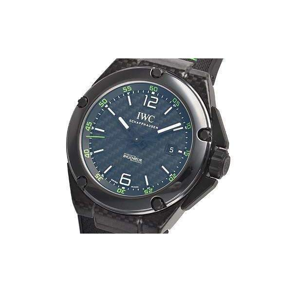 huge selection of 847d4 963c8 IWC INGENIEUR AUTOMATIC CARBON PERFORMANCE MEN WATCH IW322404