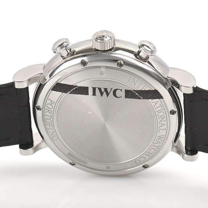 IWC PORTOFINO CHRONOGRAPH MEN WATCH IW391022