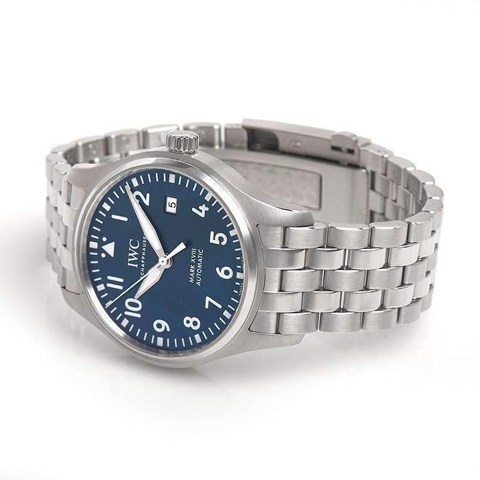IWC PILOT'S MARK XVIII BLUE EDITION MEN WATCH IW327014 - ROOK JAPAN