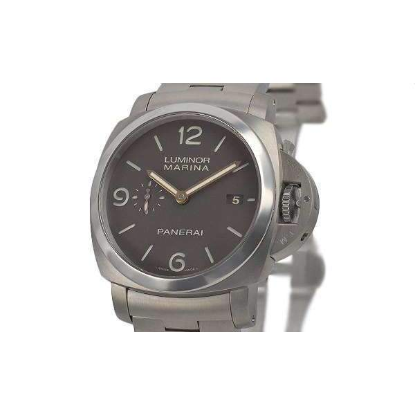 PANERAI LUMINOR MARINA 1950 3 DAYS AUTOMATIC TITANIO - 44MM MEN WATCH PAM00352 - ROOK JAPAN