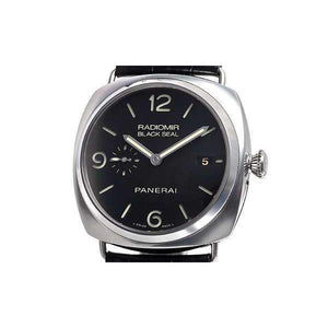 PANERAI RADIOMIR BLACK SEAL 3 DAYS AUTOMATIC ACCIAIO-45MM MEN WATCH PAM00388 - ROOK JAPAN